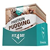 Best Body Nutrition Fit4Day Protein Pudding Schoko, 15 x 20 g