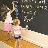 MFEIR® Adesivi Murali Bambine Lavagna 60 x 200cm