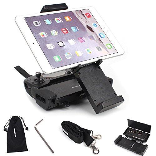 8 Von 8-zoll-storage-box (Flycoo Tablettenhalterung 4.7-12.9 Zoll Tablette montieren Halter für DJI Mavic Pro / Spark Fernbedienung Remote controller Tablet Mount)