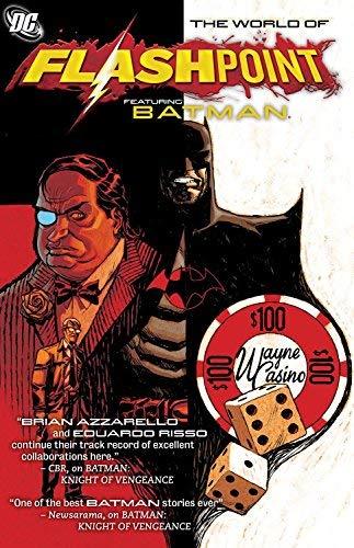Flashpoint World Of Flashpoint Batman TP (Batman (DC Comics)) by J. T. Krul (29-Mar-2012) Paperback