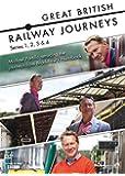 Great British Railway Journeys - Series 1-4 [DVD]
