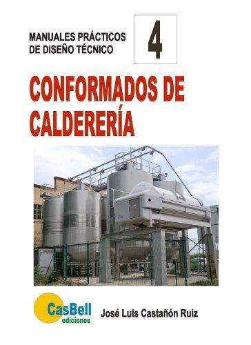 Conformados de calderería por Jose Luis Castañón/Ruiz