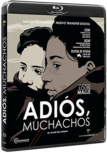 Adios Muchachos [Blu-ray] 51DdMtFR9nL
