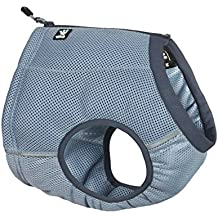 digPets Hurtta Collection Cooling Vest Harness for Pets, Medium, Blue by Hurtta