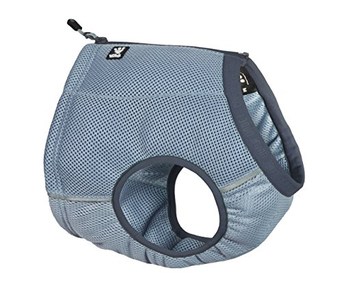 Hurtta digPets Collection Cooling Vest Harness for Pets, Medium, Blue