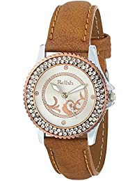 Relish Gift for Girls Analog Silver Dial Watches, Gift for Sister, Gift for Girlfriend - RE-L073CS
