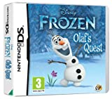 Cheapest Disney Frozen: Olaf's Quest on Nintendo DS