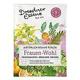 """5er Pack Dresdner Essenz Gesundheitsbad """"Frauen-Wohl"""" 5 x 60 g"""