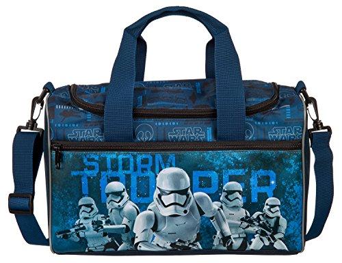 Scooli SWMK7252 Sporttasche Star Wars, ca. 35 x 16 x 24 cm