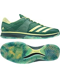 adidas Counterblast, Scarpe da Pallamano Uomo, Verde (Bgreen/Sefrye/Cgreen Bgreen/Sefrye/Cgreen), 42 2/3 EU