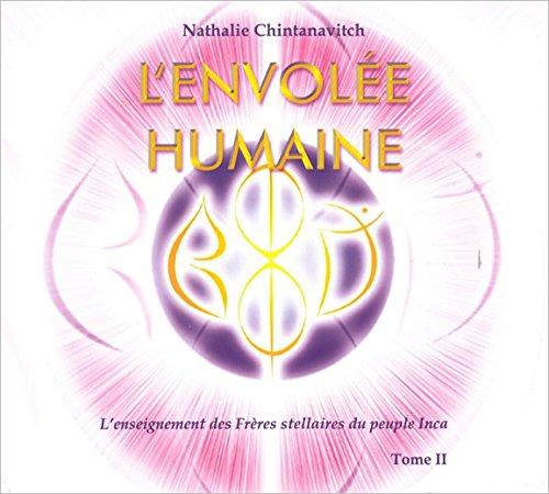 L'envolée humaine Tome 2 - Livre audio 2 CD