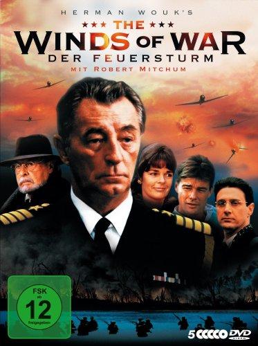 Der Feuersturm (5 DVDs)