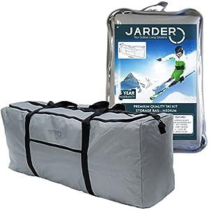 Jarder Ski Set, Aufbewahrungstasche, Ski equipmentstorage, Superior Qualität, wasserabweisend
