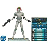 "Special Figure Stealth OPS Clone Trooper ""Blackout"" The Clone Wars Collection von Hasbro"