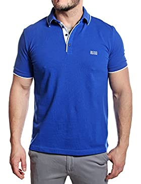 Hugo Boss Firenze Polo Piqué de color blanco