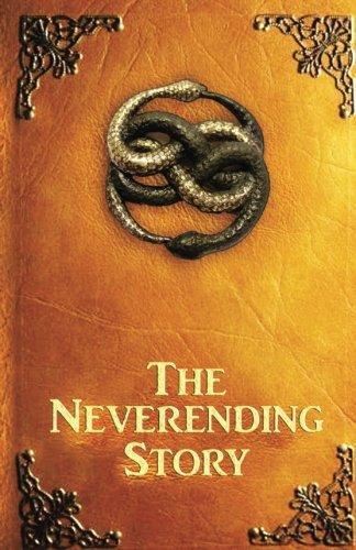 The Neverending Story: Blank Notebook