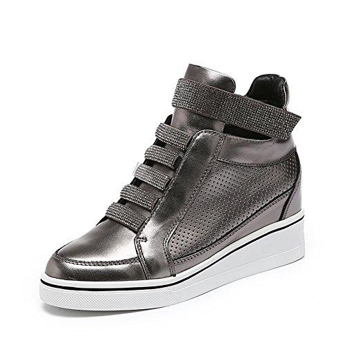 Atmungsaktive Schuhe MS/Höhe zunehmende Schuhe C