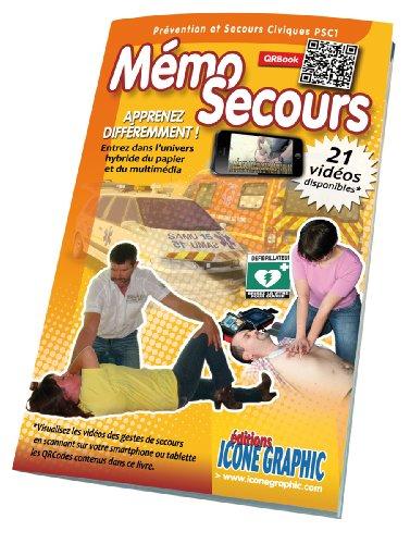 Livre Memo-Secours PSC1 - QRbook