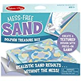 [Sponsored Products]Melissa & Doug Mess-Free Sand - Dolphin Box