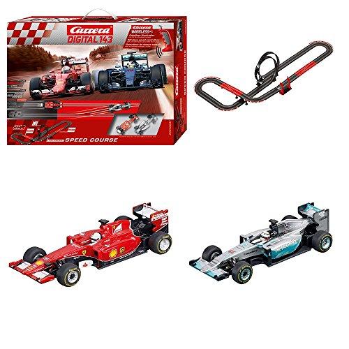 Preisvergleich Produktbild Carrera 20040031 - Digital 143 Speed Course