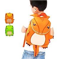OFUN 3D Dinosaur Backpack Toddler, Dinosaur Rucksack for Toddler Boys Girls, Kids Nursery Bags for Boys, Dinosaur Gifts for Boys
