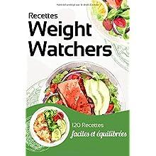 Recettes Weight Watchers: Des recettes faciles simples et équilibrées calculées avec la méthode de points Weight Watchers.