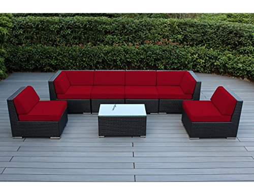 ohana-collection-pn0703red-genuine-ohana-outdoor-patio-wicker-furniture-7-piece-all-weather-gorgeous