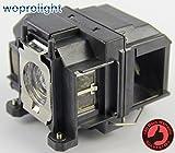 Wogon -  ELP LP67 V13H010L67 Lampada di ricambio con alloggiamento per proiettori Epson