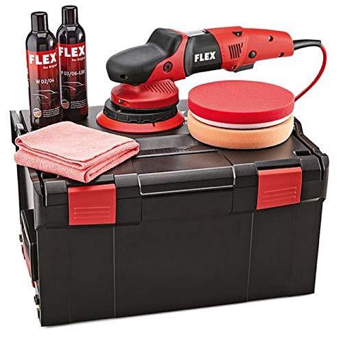 Flex Exzenterpolierer Poliermaschine XFE 7-15 150 P-Set im Koffer