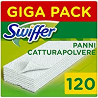 Swiffer Duster Panni Catturapolvere, 120 Pezzi