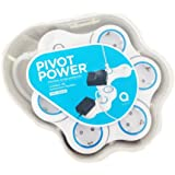 Quirky PPVP1-WBEU - Pivot regleta articulable, color azul