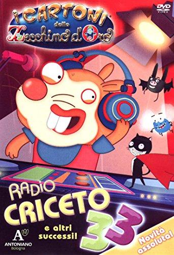 I cartoni dello Zecchino d'Oro - Radio criceto 33 e usato  Spedito ovunque in Italia