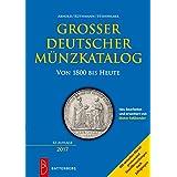 Großer deutscher Münzkatalog: von 1800 bis heute
