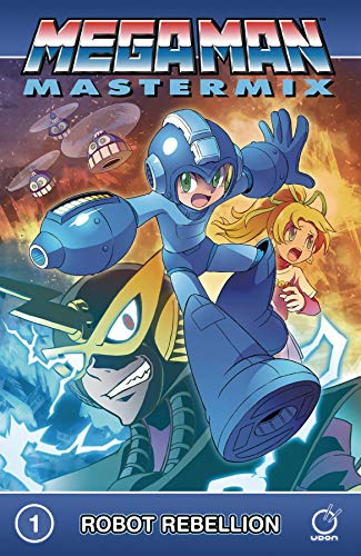 Mega Man Mastermix Volume 1: Robot Rebellion (1 Mega Man)