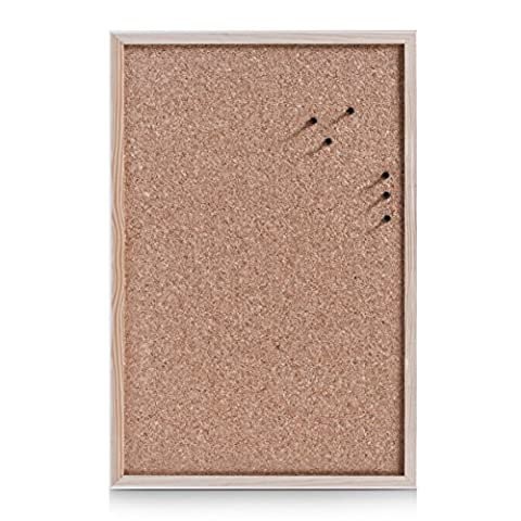 Zeller 11250 Pinbord, natur 60x40