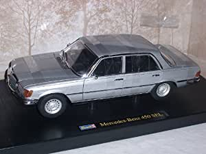Mercedes-Benz 450sel 450 Sel W116 Silber 1/18 Revell Modellauto Modell Auto
