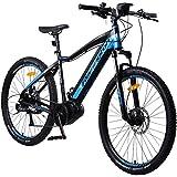 Remington MXPRO MTB E-Bike Mountainbike Pedelec Mittelmotor, Farbe:Blau