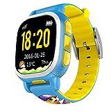 Smartwatch Niño, Tencent SIM Reloj Inteligente Niños con GPS Tracker...