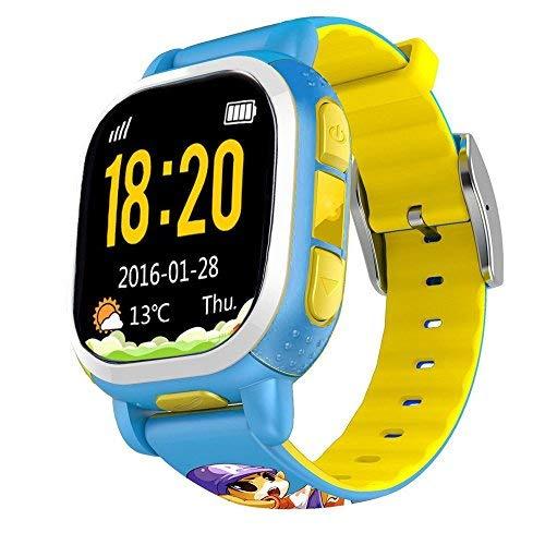 Reloj Inteligente para niños con rastreador GPS para Seguridad de los niños