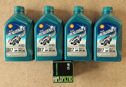 kit-tagliando-4-litri-shell-ax7-10w40-semi-sintetico-1-filtro-hiflo-olio-hf163-per-bmw-r-1150-rs-se-