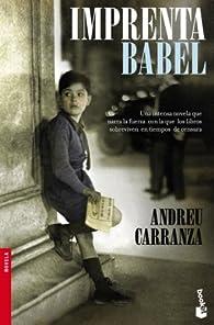 Imprenta Babel par Andreu Carranza