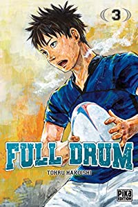 Full Drum Edition simple Tome 3