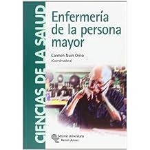 Enfermería de la persona mayor (Manuales)