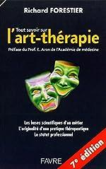 Tout savoir sur l'art-thérapie de Richard Forestier