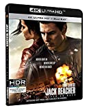 jack reacher never go back 2017 4k UHD + Bluray combo collectors edition Region free