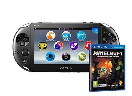 Console Playstation Vita + Minecraft [import anglais]