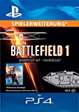 Battlefield 1 Fahrzeug-Bundle Edition DLC [PS4 Download Code - deutsches Konto]