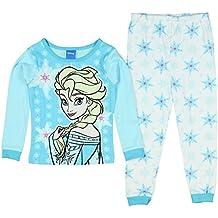 Disney Frozen Elsa 2piezas infantil manga larga & pantalones pijama conjunto