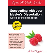 Succeeding With Your Master'S Dissertation: A Step-By-Step Handbook: A Step-by-Step Handbook