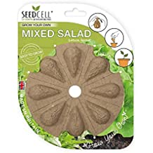 SeedCell Grow Your Own Mixed Salad - Lettuce & Rocket
